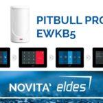 Nuova Centrale Compatta e Tastiera Radio Touch ELDES