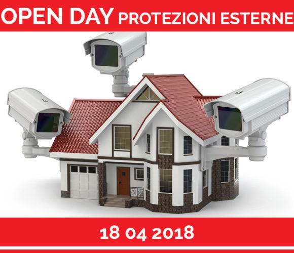 Open Day Sicurezza – Protezioni Esterne