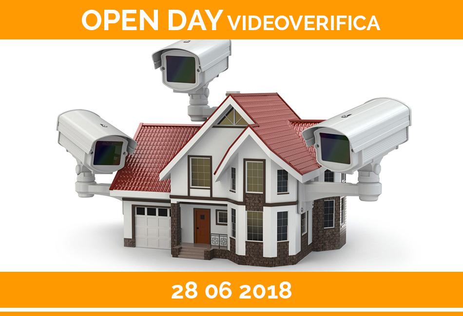 Open Day Sicurezza – VIDEOVERIFICA
