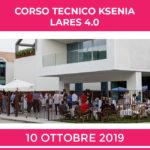 KSENIA LARES 4.0 CORSO TECNICO STARTUP 10 OTTOBRE