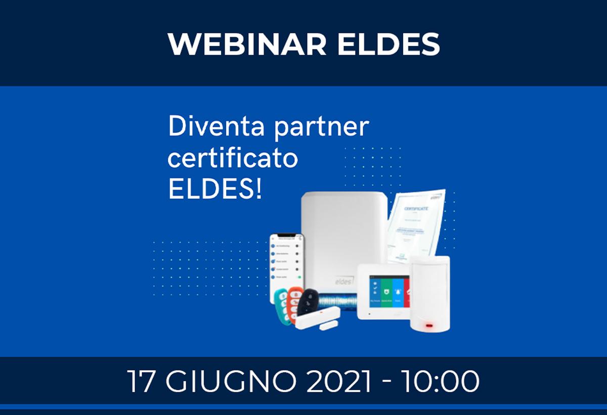 Webinar ELDES – EWD3: non un semplice contatto